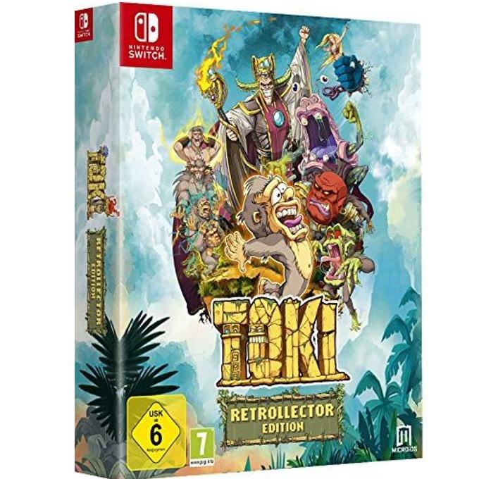 Игра за конзола Toki Collector's Edition, за Nintendo Switch image