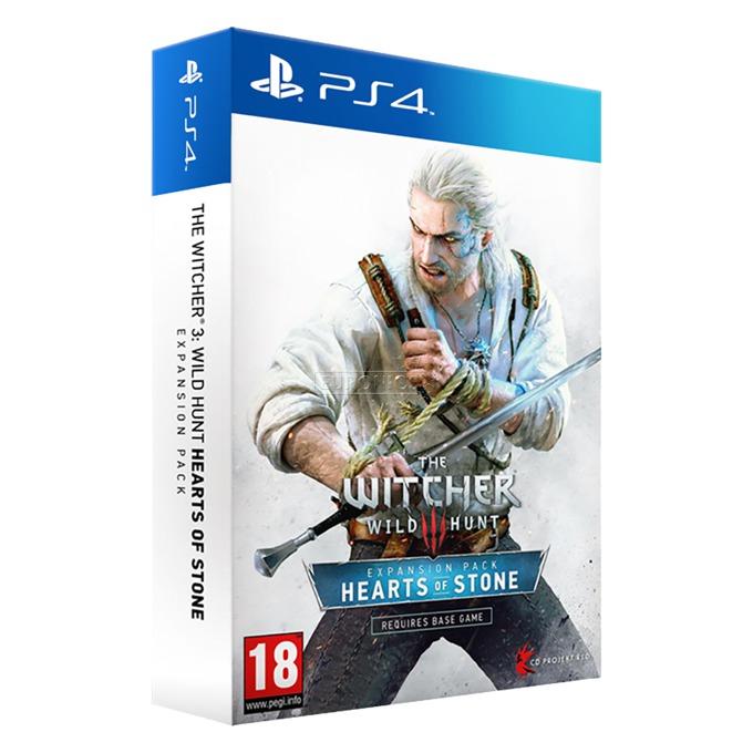 Игра за конзола The Witcher 3: Wild Hunt - Hearts of Stone. за PS4 image