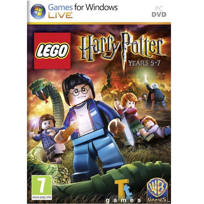 Игра LEGO Harry Potter: Years 5-7, за PC image