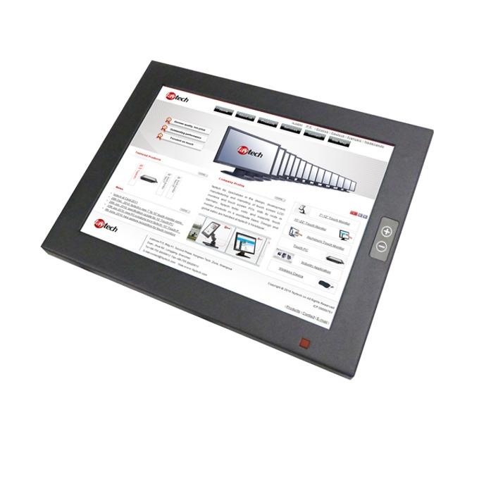 """Индустриален Монитор FAYTECH FT121TMIP65HDMI, 12.1""""(30.73 cm), XGA, HDMI image"""