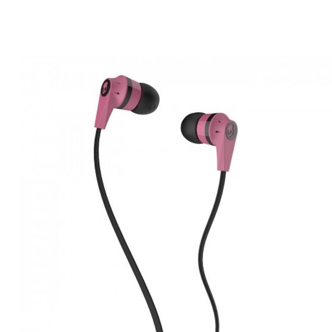 "Слушалки Skullcandy Inkd 2.0, тип ""тапи"", розови image"