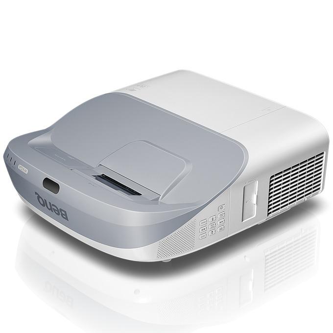 Проектор BenQ MW864UST, DLP, 3D Ready, WXGA (1280 x 800), 13,000:1, 3300 lm, 2x HDMI, 2x VGA, 1x RJ45, 1x USB A, 2x USB mini B image