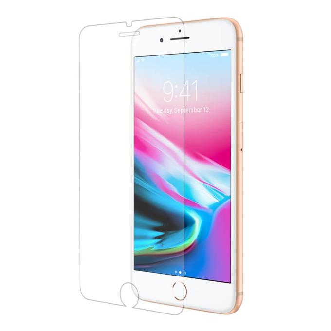 Протектор от закалено стъкло /Tempered Glass/ Eiger, iPhone 8 Plus, iPhone 7 Plus, iPhone 6/6S Plus image