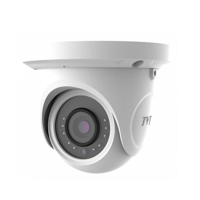AHD камера TVT TD-7524AE2, куполна, 2 Mpix(1920x1080@25fps), 3,6mm обектив, IR осветеност(до 20 метра), външна, IP66 защита image