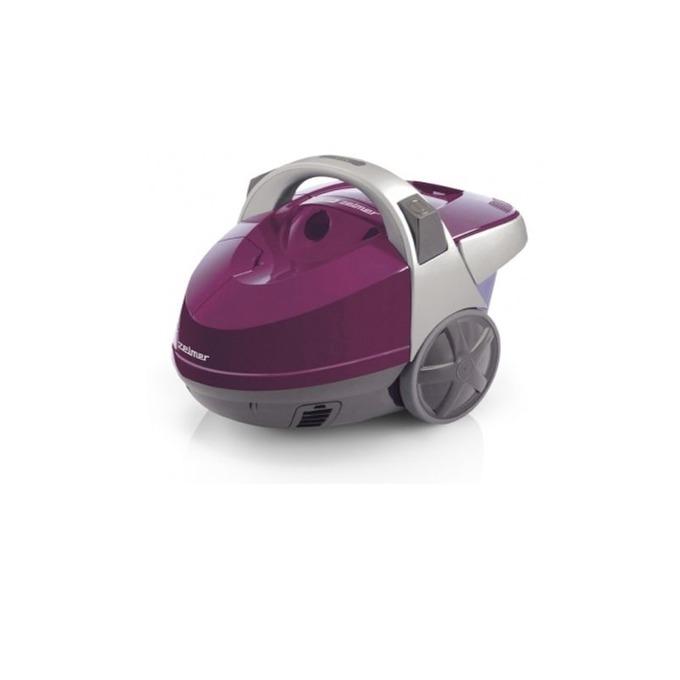 Прахосмукачка Zelmer ZVC722SP, с торба, 1600 W, 3 л. капацитет на торбата, HEPA филтър, лилав image