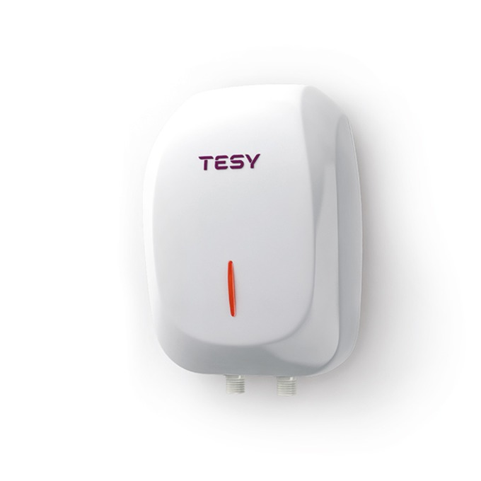 Електрически бойлер Tesy IWH 80 X02 IL, проточен, монтаж под мивка, вертикален, 8kW, енергиен клас A, 13.0 x 20.0 x 7.6 cm image