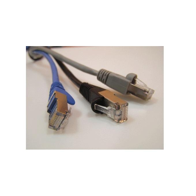 Пач кабел ACnetPLUS, FTP, Cat 5e, 2m, сив image