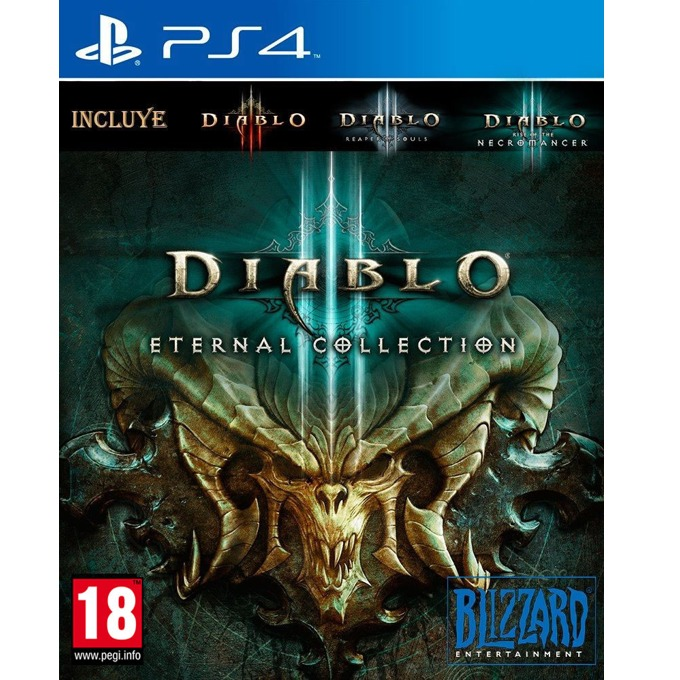 Игра за конзола Diablo III: Eternal Collection, за PS4 image