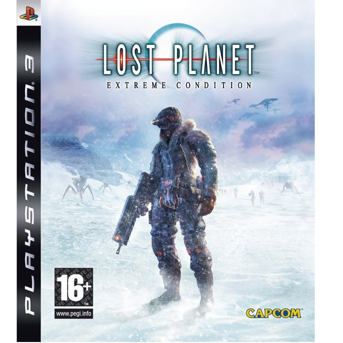 Lost Planet: Extreme Conditions, за PS3 image