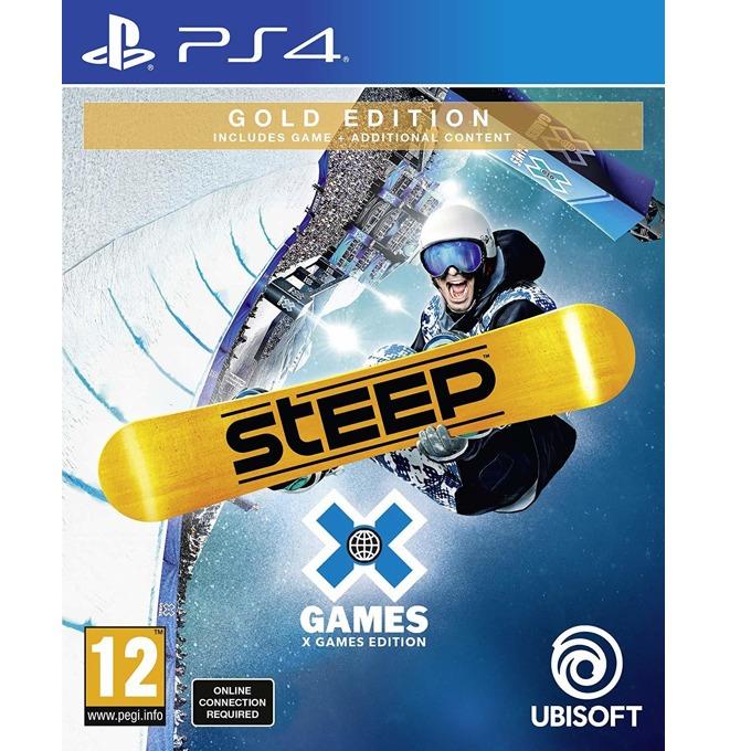 Игра за конзола Steep - X Games Gold Edition, PS4 image
