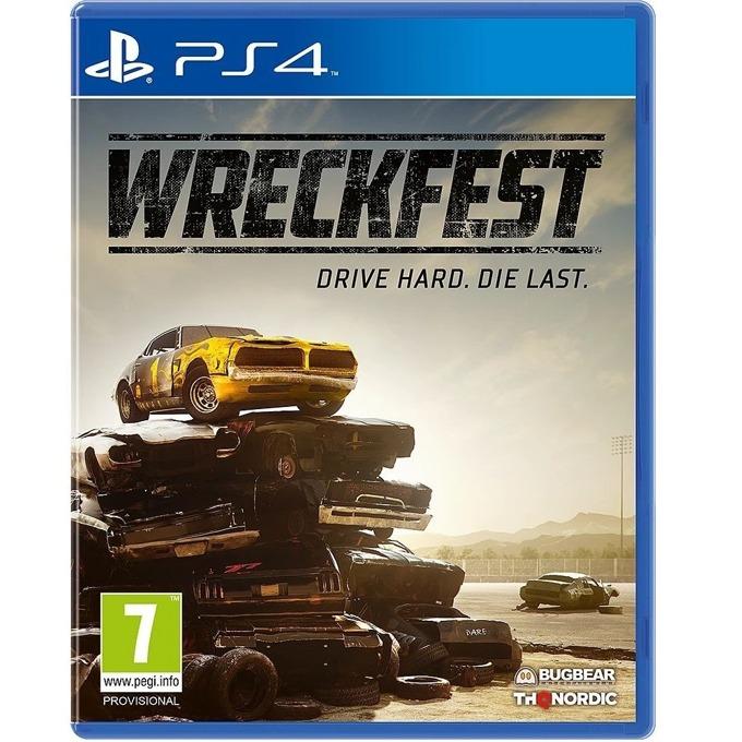 Игра за конзола Wreckfest, за PS4 image