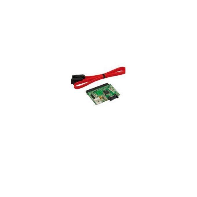 Конвертор Estillo OC-ID-SA-01-2, от IDE към SATA, до 1,5 Gbps (150MB/сек) image