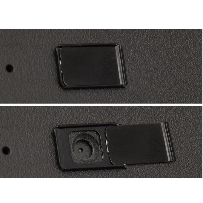 Капак за камера на лаптоп, с плъзгане , 20 x 15 x 2.8 mm. image
