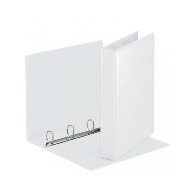 Папка Esselte 4D ринг 25 бяла product