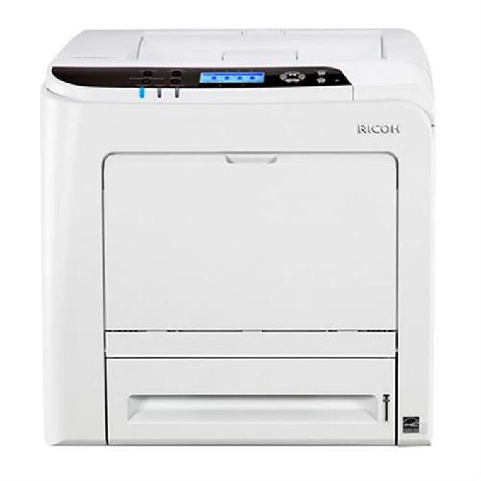 Лазерен принтер RICOH SP C340DN, цветен, A4, 1200х1200dpi, 25 стр/мин, USB, LAN  image