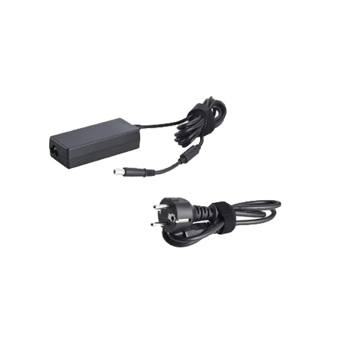 Dell 65W Power Adapter Kit, черно