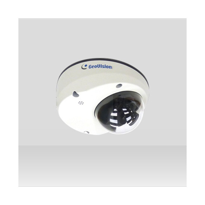 IP камера GeoVision GV-MDR520, 5Mpx, Mini Fixed Rugged Dome, 2.54мм обектив, PoE, H.264 image