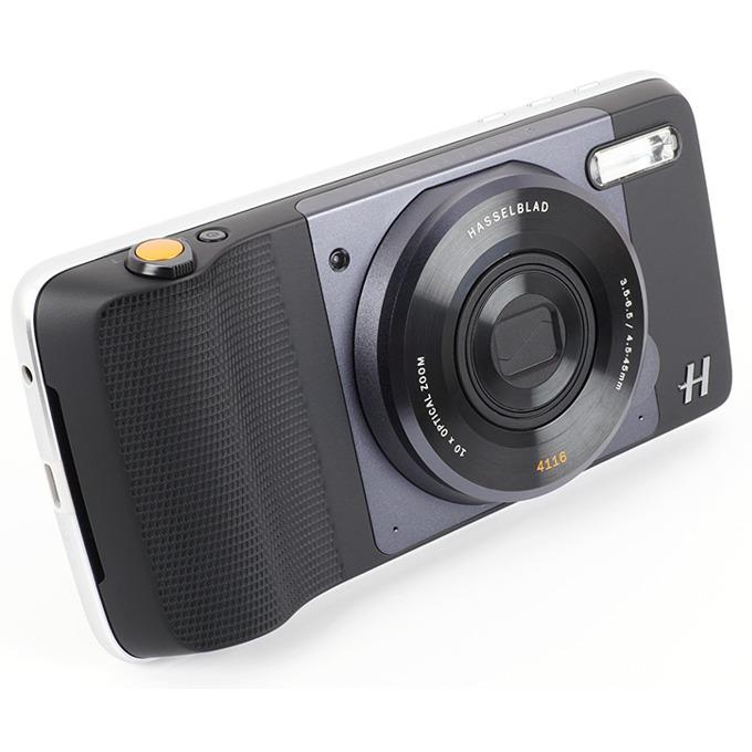 Motorola Moto Z True Zoom Camera, 12Mpix, 10x optical zoom, Xenon flash, Full HD Video, Pro mode image