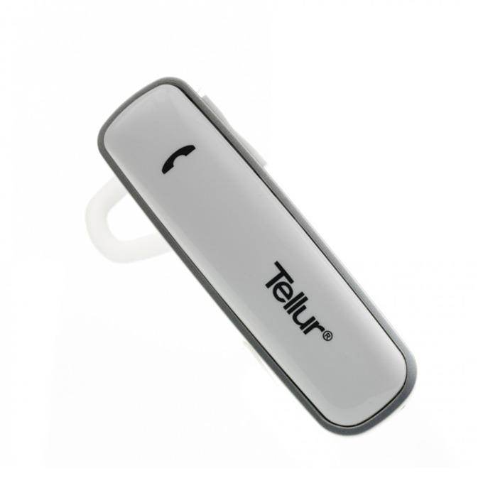Слушалка Tellur, Orion series, Bluetooth, бяла image