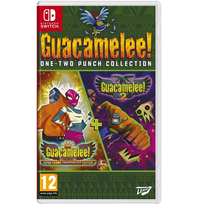 Guacamelee! OTPC Switch product