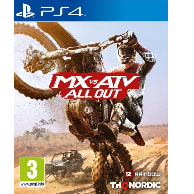 MX vs ATV All Out, за PS4 image