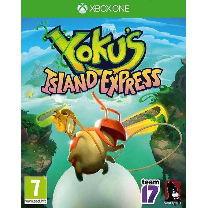 Игра за конзола Yoku's Island Express, за Xbox One image