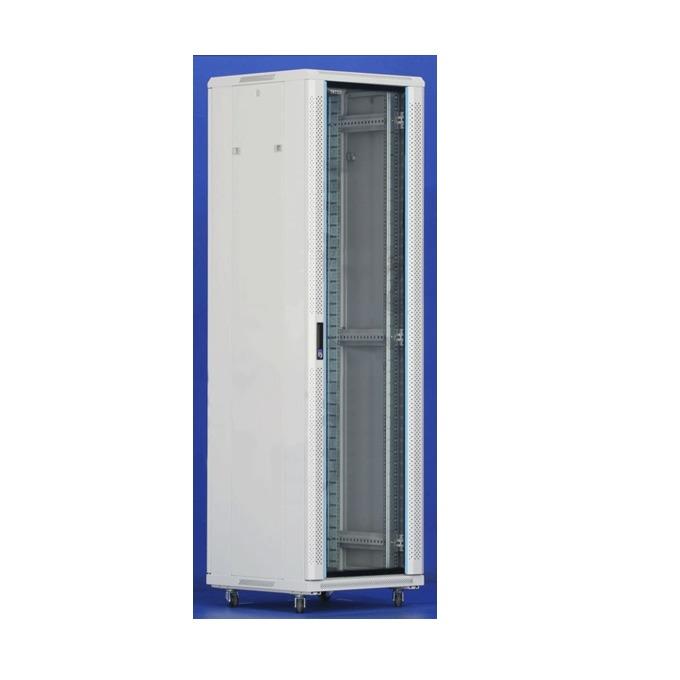 "Комуникационен шкаф Toten AS.6637, 19"", 37U, 600x600 мм, до 800кг товароносимост, IP20 защита image"