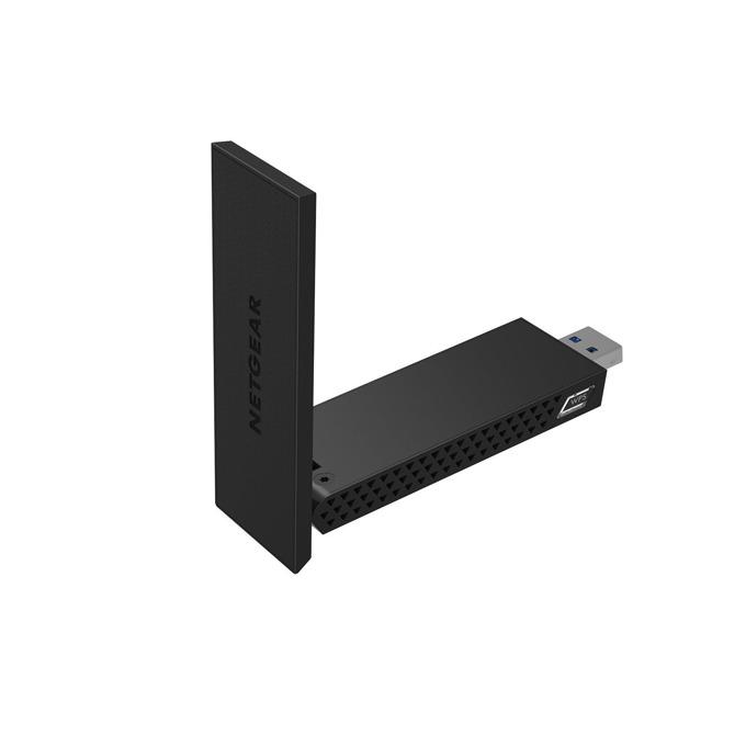 Мрежови адаптер Netgear A6210, Wireless-AC/A/B/G/N. USB Adapter  image
