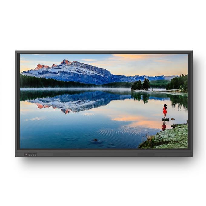 "Екран Newline Interactive TruTouch TT-6518RS, за стена, Matt White, 1428.5 x 803.5mm, 65"", 16:9 image"
