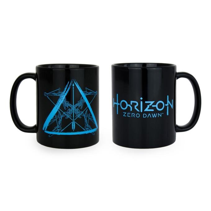 Чаша Horizon Zero Dawn, черна image