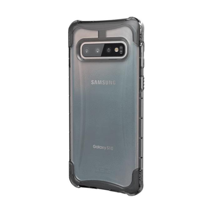 Калъф за Samsung Galaxy S10, хибриден, Urban Armor Plyo 211342114343, удароустойчив, прозрачен image