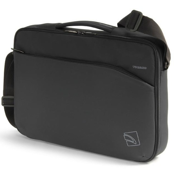 "Чанта лаптоп TUCANO BY1-G Youngster, 15.6-17""(39.62-43.18cm), сив image"