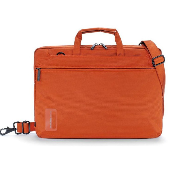 "Чанта за MacBook Pro TUCANO WO-MB154-O, Workout, 15.4""(39.12cm), оранжев цвят image"