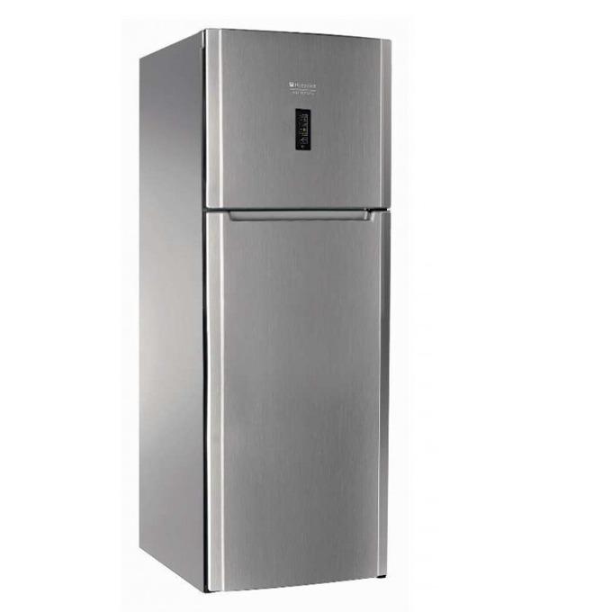 Хладилник с фризер Hotpoint-Ariston ENXTY19222XFW, клас A+, 456 л. общ обем, свободностоящ, 390 kWh/годишно, NoFrost, инокс image