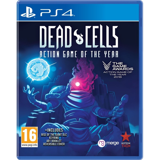 Игра за конзола Dead Cells - Action Game of the Year, за PS4 image