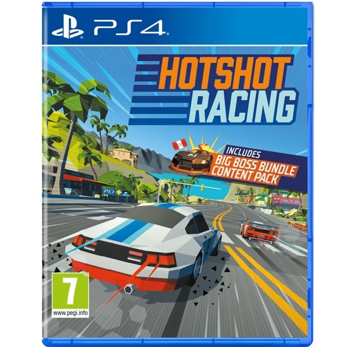 Hotshot Racing PS4 product