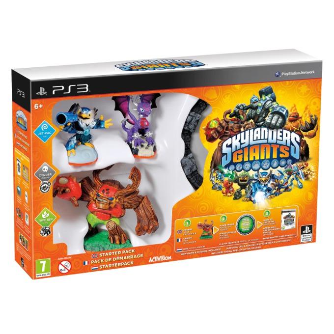 Игра за конзола Skylanders Giants - Starter Pack, за PlayStation 3 image