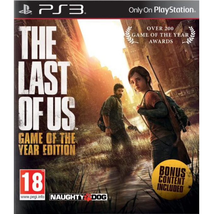 Игра за конзола The Last Of Us: Game of The Year edition, за PlayStation 3 image
