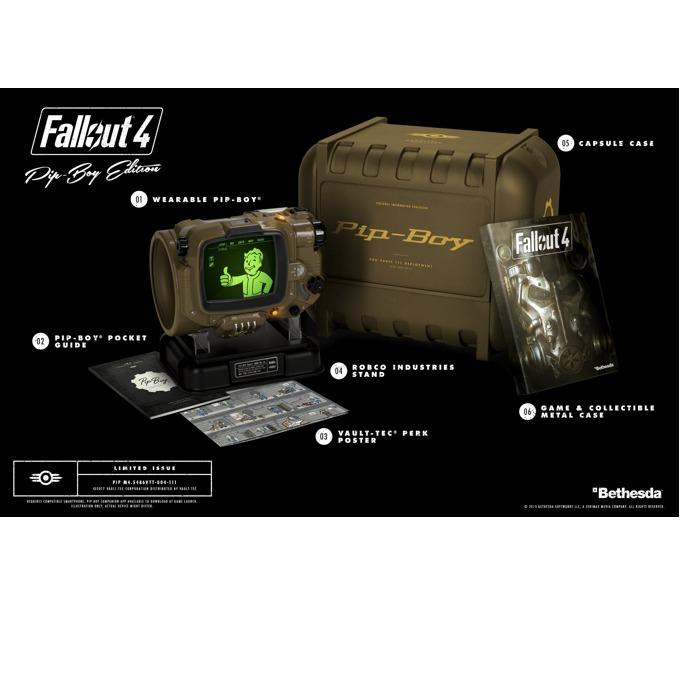 Игра Fallout 4 Pip-Boy Edition, за PC image