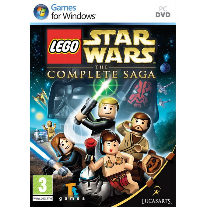 Игра LEGO Star Wars: The Complete Saga, за PC image