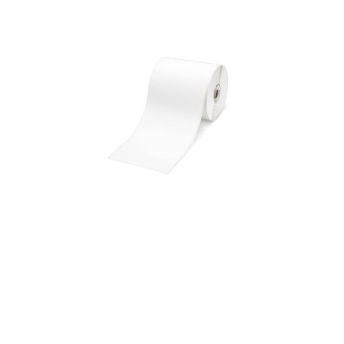 ЛЕНТА ЗА ЕТИКЕТНИ ПРИНТЕРИ BROTHER ТИП RD-S07E5 White Paper Label Roll, Continuous 58mm x 86m - P№RDS07E5 image