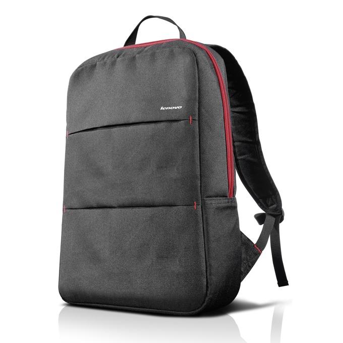 """Раница Lenovo Simple Backpack за лаптоп до 15.6"""" (39.62 cm), черна image"""
