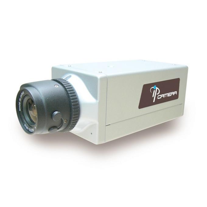 "IP камера Hunt HLC-81AD/ICR/W, насочена ""bullet"", 2 Mpix(1600x1200@15FPS), без обектив, H.264/MJPEG, PoE, безжична 802.11b/g, RJ-45 image"