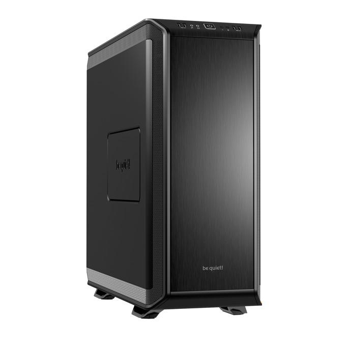 Кутия be quiet! Dark Base 900 Black, Micro E-ATX, XL-ATX, ATX, M-ATX, Mini-ITX, 2x USB 3.0, черна, без захранване image