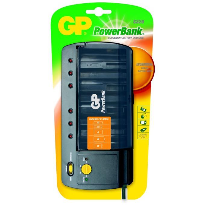 Universal Charger GP PB320GS R6,03,14,20,22