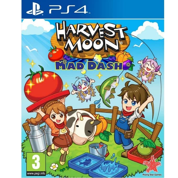 Harvest Moon: Mad Dash PS4 product