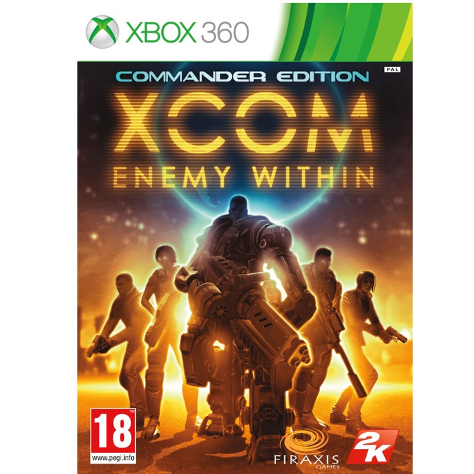Игра за конзола XCOM: Enemy Within, за Xbox 360 image