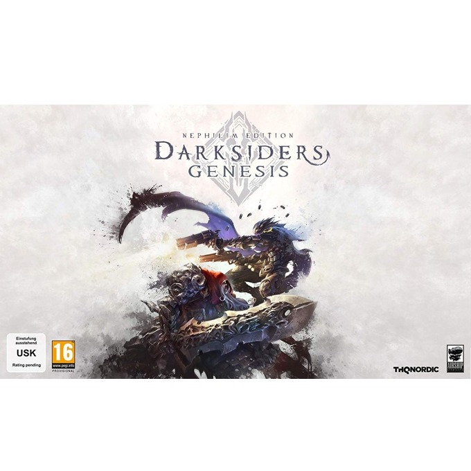 Игра Darksiders Genesis - Nephilim Edition, за PC image