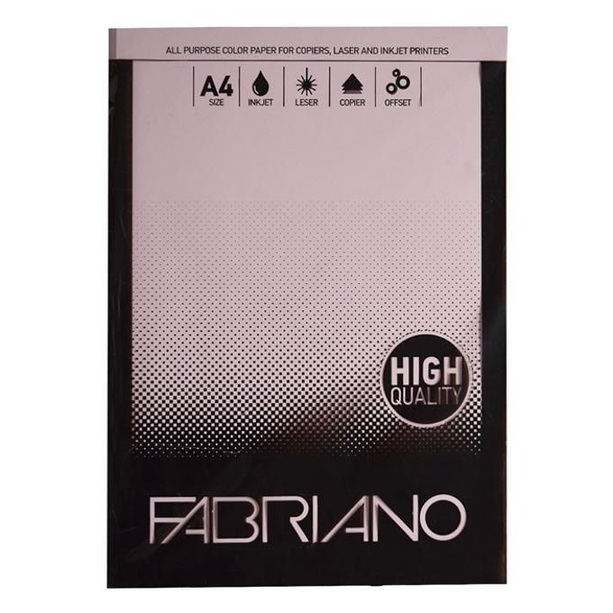 Fabriano A4, 160 g/m2, светлорозов, 50 листа product