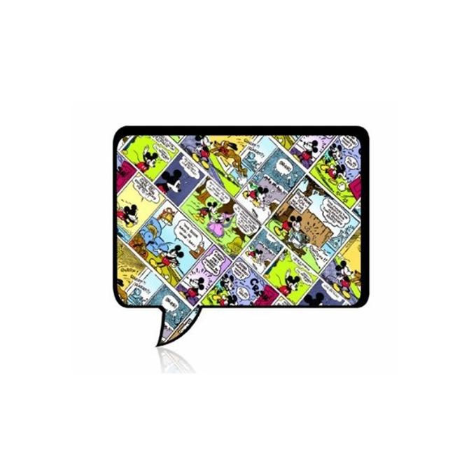 Подложка за мишка Circuit Planet Mickey, щампа, 240 x 210 x 2.5mm image